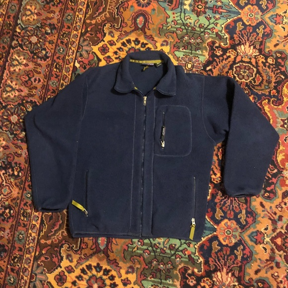 c52b8dee659 Patagonia Sherpa Synchilla Fleece Full Zip Jacket.  M 5b6b9a200945e0d1bb323128